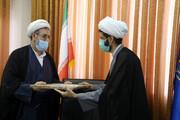 تقدیر مدیر حوزه علمیه خوزستان از پژوهشگران برتر خوزستانی جشنواره علامه حلی