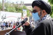 مردم تبریز در حمایت از فلسطین تجمع کردند | آل هاشم: مجامع بین المللی به خواب عمیق فرو رفته اند