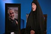 ज़ैनब सुलेमानी का फ़िलिस्तीनी प्रतिरोध नेताओं को पैगाम