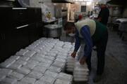 اجرای طرح ضیافت علوی در لرستان / توزیع  ۱۰ هزار پرس غذای گرم میان نیازمندان