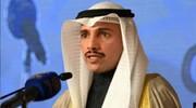 رئيس مجلس الأمة الكويتي للشعب الفلسطيني: لستم وحدكم