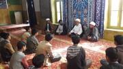 صدر متحدہ علماء فورم گلگت بلتستان حجۃ الاسلام شبیر صابری کا دورہ کھرمنگ،علماء و عمائدین سے اہم ملاقات