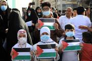 حراك عراقي لافت لنصرة فلسطين والتنديد بالعدوان الإسرائيلي +الصور
