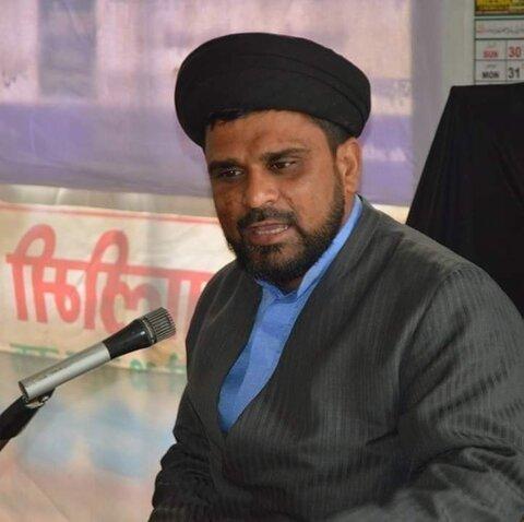 مولانا ثنا عباس