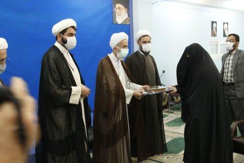 مدیر حوزه علمیه خواهران مازندران