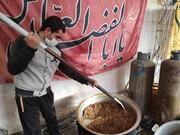 اقدامات گروه جهادی مرصاد برای کمک به نیازمندان کهگیلویه و بویراحمد