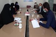 تفاهم نامه ی همکاری مدرسه علمیه خواهران کبودراهنگ و کمیته امداد امضا شد