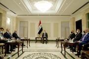 الكاظمي: العراق لن يتخلى عن القضية الفلسطينية وموقفه المبدئي والثابت منها