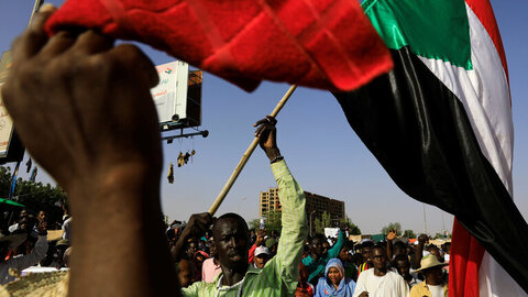 سودان - فلسطین