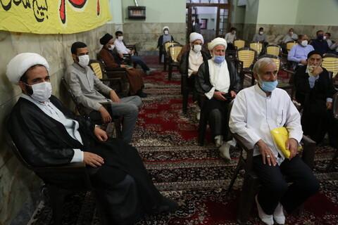 تصاویر/ سلسله نشستهای بصیرتی حوزه های علمیه با موضوع انتخابات 1400