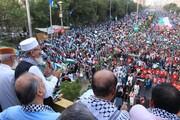 سناتور پاکستانی: مسئله فلسطین مسئله ایمان و اعتقاد است