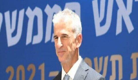 """""""داوید بارنع"""" رئیس جدید موساد اسرائیل"""