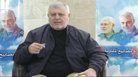 خالد البطش عضو دفتر سیاسی جنبش جهاد اسلامی فلسطین