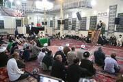 تصاویر / مراسم بزرگداشت مرحوم حجت الاسلام والمسلمین سید محمد جواد مرعشی نجفی