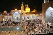 تصاویر / مراسم بزرگداشت آیت الله العظمی بروجردی(ره) در مسجد اعظم