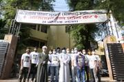 ہندوستان میں امام ہادی کووڈ ہیلپ لائن کی انسانی خدمات پورے ملک میں جاری +تصاویر