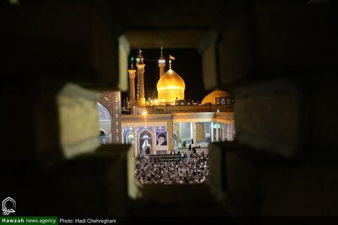 بالصور/ إقامة مجلس تأبين في ذكرى وفاة آية الله العظمى السيد البروجردي في المسجد الأعظم بمدينة قم المقدسة