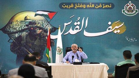 """رئيس حركة """"حماس"""" في غزة يحيى السنوار"""