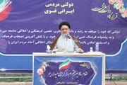 هر ایرانی با رأی خود مکتب حاج قاسم سلیمانی را زنده نگاه خواهد داشت