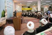 تصاویر آرشیوی از هشتمین اجلاسیه اساتید سطح عالی و خارج حوزه در خردادماه ۱۳۸۵