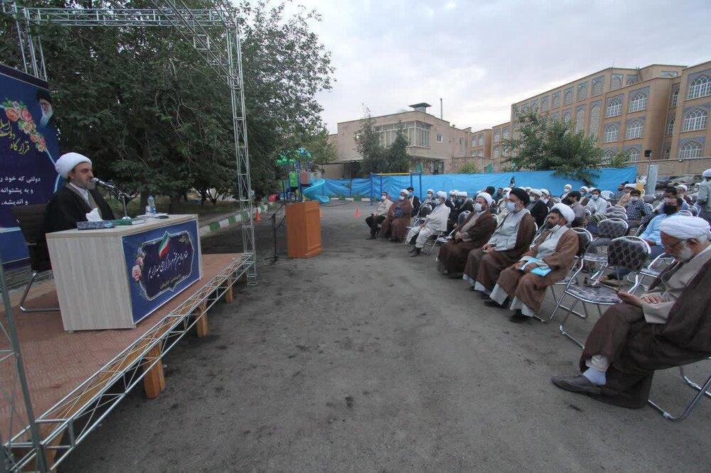 جلسه تبیینی-تحلیلی انتخابات ویژه مبلغان و نخبگان طلاب و فضلای استان فارس، بوشهر، هرمزگان و سیستان و بلوچستان