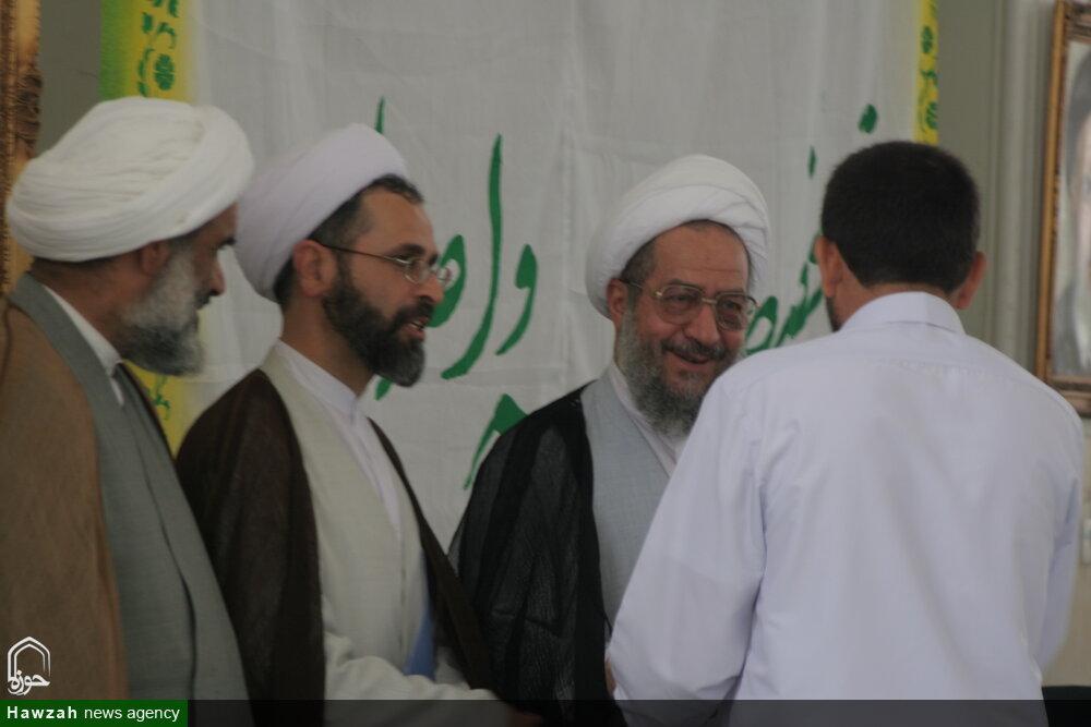 تصاویر آرشیوی از جشن فارغ التحصیلی دوره تربیت قضات در خردادماه ۱۳۸۵