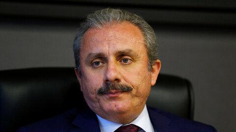 """""""مصطفی شنتوپ"""" رئیس پارلمان ترکیه"""