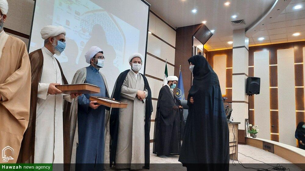 تصاویر/ تقدیر از برگزیدگان پنجمین جشنواره علامه حلی استان سمنان