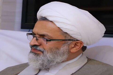 پیام تسلیت امام جمعه هرسین در پی درگذشت سرکار خانم احمدی