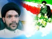 ملت ایران دشمنوں کی راہ میں سیسہ پلائی ہوئی دیوار، مولانا تقی عباس رضوی
