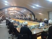 تصاویر/ اجلاسیه مدیران مدارس علمیه فارس در مشهد