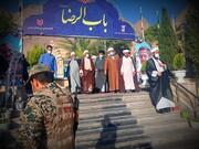 تصاویر/ حاشیه سفر مدیران مدارس علمیه فارس به مشهد مقدس