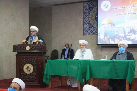 شیخ حسان عبد الله - تجمع علمای مسلمان لبنان