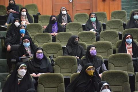 تصاویر/ دیدار اساتید و دانشجویان دانشگاههای خوزستان با نماینده ولی فقیه