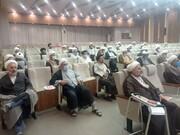 تصاویر/ دومین روز اجلاسیه مدارس علمیه فارس