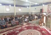 تصاویر/ جلسات بصیریتی مدیر حوزه علمیه استان ایلام در شهرستان ایوان