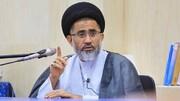 الإمام الصادق (ع) هو أستاذ ومعلّم جميع أئمة المذاهب الإسلاميّة/اليوم تمثل أمريكا والصهيونيّة العالميّة عنواناً للظلم والجور والاستكبار والتسلّط على الشعوب