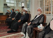 مراسم بزرگداشت ارتحال امام خمینی (ره) برگزار شد