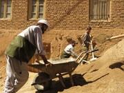 همّت طلاب جهادی برای احیاء مدرسه علمیه امام صادق(ع) روستای خرق