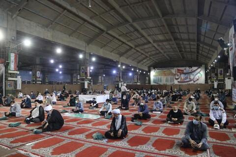 تصاویر/ مراسم بزرگداشت ارتحال حضرت امام خمینی (ره) در اهواز
