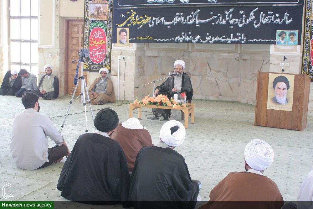 تصاویر آرشیوی از مراسم سالگرد امام خمینی(ره) در جامعة العلوم در خردادماه ۱۳۸۵