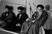الإمام الخميني ملهم الأحرار