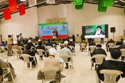 تصاویر/ گردهمایی روحانیون و ائمه جماعات اصفهان به مناسبت ۱۵ خرداد
