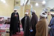 تصاویر/ سفر یک روزه نماینده ولی فقیه در استان همدان به اسدآباد