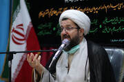 تصاویر/ مراسم یادبود ارتحال امام(ره) و ۱۵ خرداد در مدرسه علمیه سفیران هدایت بیرجند