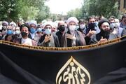 علما و مردم شیراز عزادار سالروز شهادت رئیس مذهب