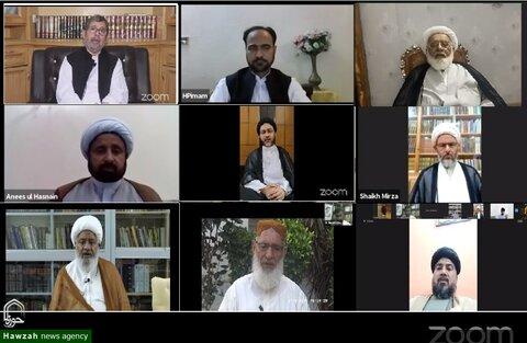 سالگرد ارتحال امام خمینی پاکستان