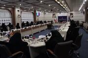 نشست «بایسته های حضور سیاسی اجتماعی بانوان» برگزار شد