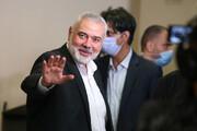 هنية يصل إلى القاهرة على رأس وفد من قيادة حماس