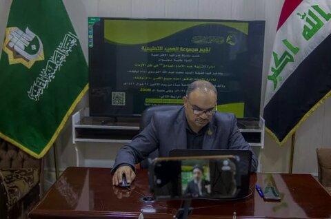 تنظيم ندوة حول التربية وإدارتها عند الإمام الصادق (عليه السلام)